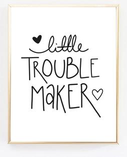 Trouble Maker Blanc