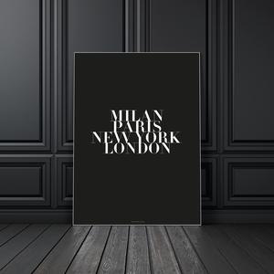 Fashion Week Noir