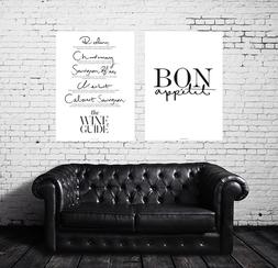 Bon Appétit + The Wine Guide