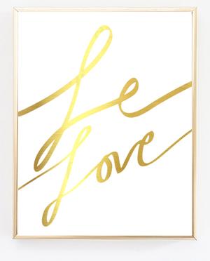 Le Love Gold