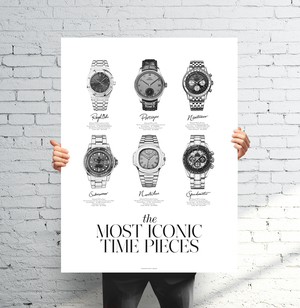 The Most Iconic Time Pieces
