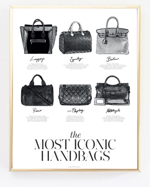 The Most Iconic Handbags