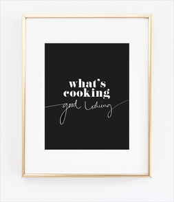 What's Cooking Good Looking?