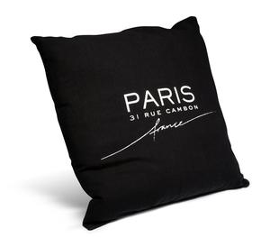 Home Of Coco Noir Pillow
