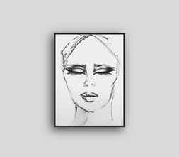 Face One Illustration