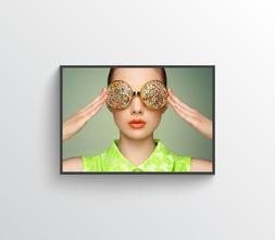 Women Glasses Three Photo