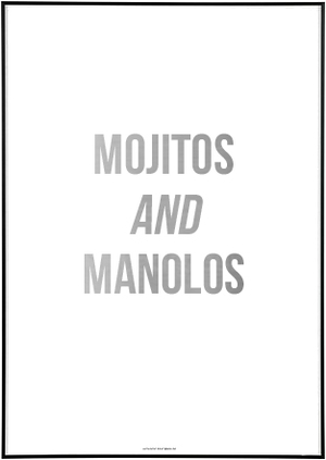 Mojitos And Manolos