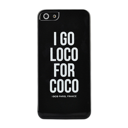 I Go Loco For Coco Noir iPhone Case 5/5s
