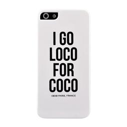 I Go Loco For Coco iPhone Case 5/5s
