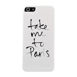 Take Me To Paris iPhone Case 5/5s