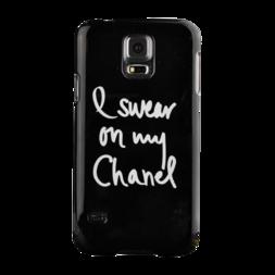 I Swear On My Chanel Samsung S5